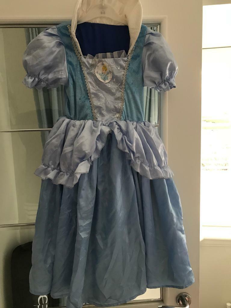 Disney princess dresses and shoes