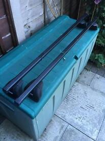 THULE Car roof bars Lockable for roof box