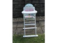 East Coast Childs High Chair