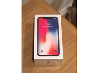 BRAND NEW SEALED APPLE IPHONE X 64GB SPACE GREY