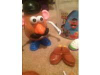 Mr Potato Head (Original+Woody and Buzz)