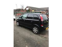 Vauxhall meriva spares or repair ''take a look''