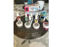 ASP Quick Dip Acrylic Nail Colour Starter Kit - Brand New £30