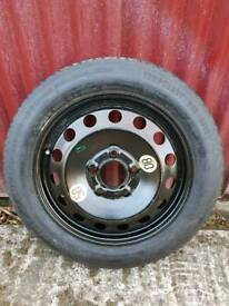"BMW Spare wheel 16"" Space saver"