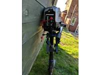 3.3hp Mariner outboard