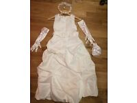Communion or bride dress for 10 years old girl