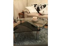 Coffee table from furniture village
