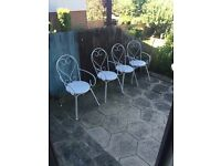 Next shabby chic table and chairs
