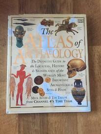 The Atlas of Archaeology book
