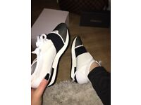 balenciaga luxuray womens runners size 5