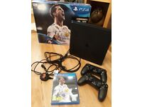 Sony Playstation 4 (PS4) Fifa 18 Bundle