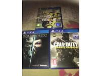 Ps4 games and turtle beach headphones