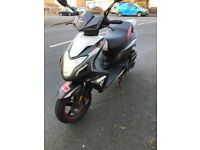 Sinnis harrier 125cc 2015