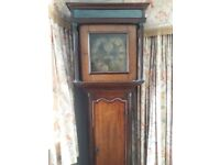 Working Grandfather clock 207cm tall