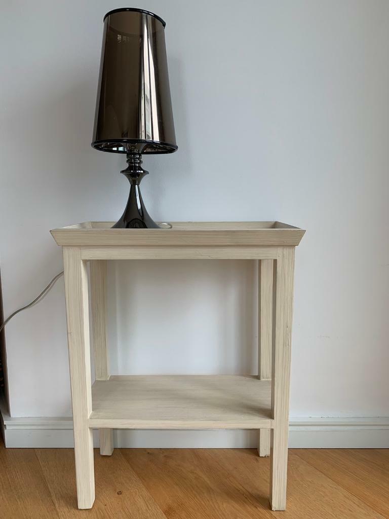 Incredible Oka Gustavian Wooden Sofa Side Table Buttermilk In Putney London Gumtree Ncnpc Chair Design For Home Ncnpcorg
