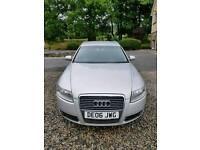 Audi A6 2.7 Estate Silver