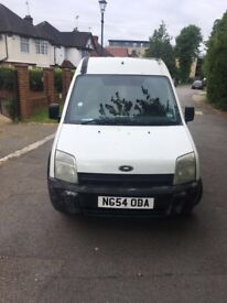 Ford Transit Van 2005, High Roof for Sale Mileage 152000