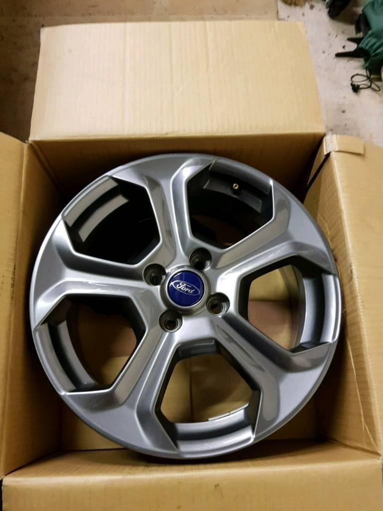 Fiesta ST MK 7 alloys (2016)