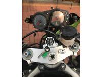 Kawasaki zx6r Spares Or Repair all running