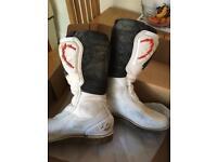Sidi trials bike boots