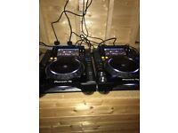 PIONEER CDJ 2000 NXS2 ( pair )