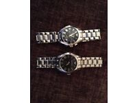2x Armani Watches (RRP £300)