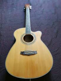 *Used* Tanglewood Electro-Acoustic Guitar