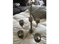 Living room light fitting - 5 lights pendant