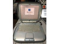 Vintage iBook G3 graphite
