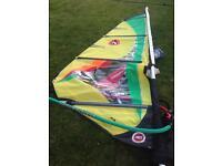 Maui Magic Kids Windsurfing Rig 2.8 m