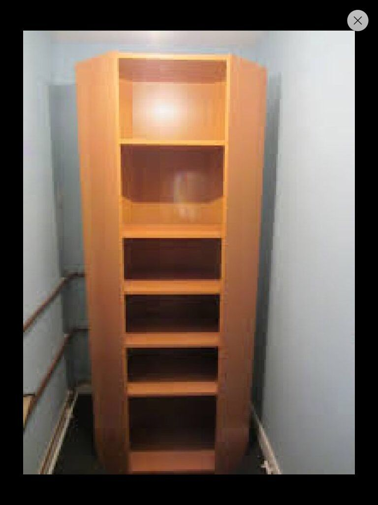 Corner shelf unit in perth perth and kinross gumtree for Corner bedroom furniture units