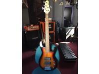 G&L L2500 active / passive bass