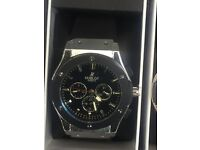 Mens HUBLOT watches new heavy and automatic