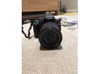 Canon 600D Digital SLR Camera + Canon 18-135 mm Lens