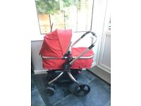 Mothercare Orb pram/pushchair