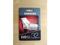 Samsung 32GB EVO Plus ( Brand New/Sealed)