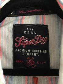 Ladies Superdry Shirt X Small