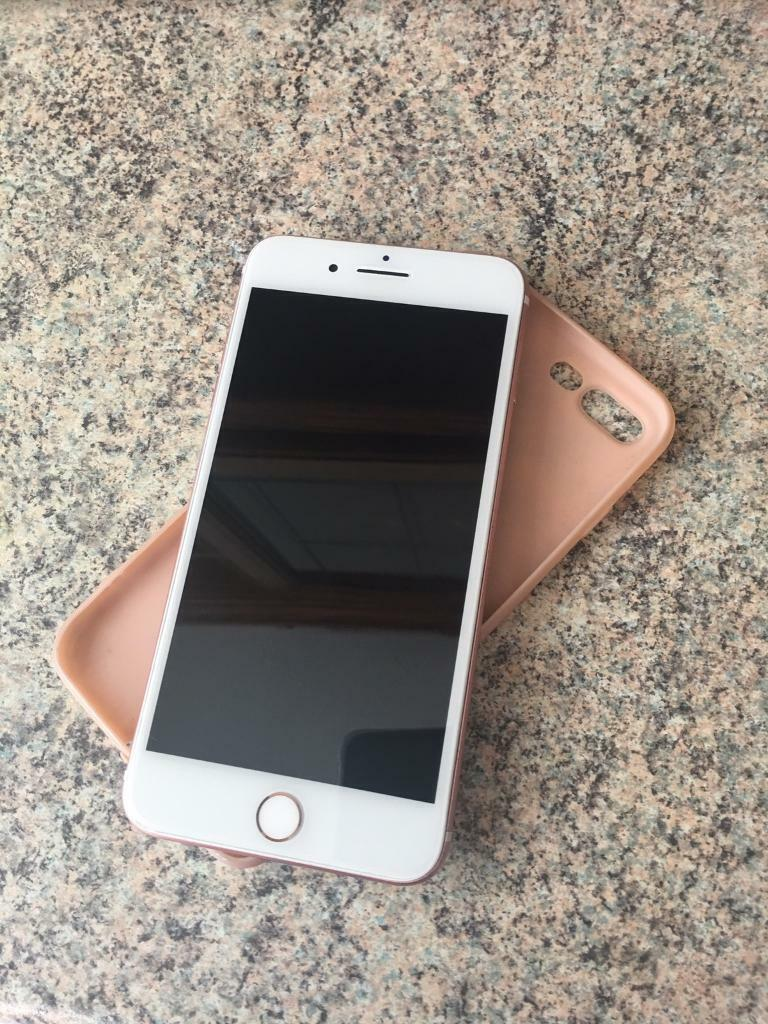 iPhone 7 Plus rose gold 32gb | in Armadale, West Lothian ...