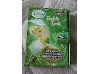 Tinker bell's Secrets book
