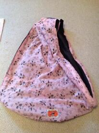 Rockin Baby sling carrier never used