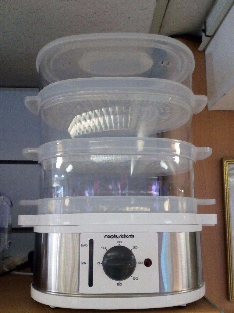 3 tier steamer