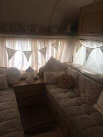 2 berth with full awning. Can deliver.