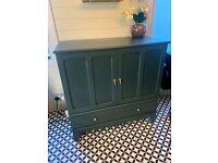 IKEA Blue/Green cupboard