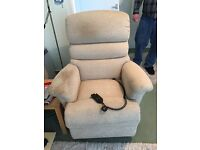 Sherborne lift and recline electric chair