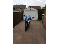 Yamaha Fazer 8 with ABS, immaculate condition