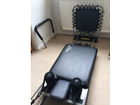 AeroPilates Performer with Cardio Rebounder
