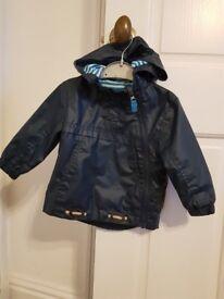 Boys jacket age 6-9 months