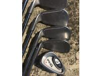 Ping i3 red spot Irons + Nike lob wedge