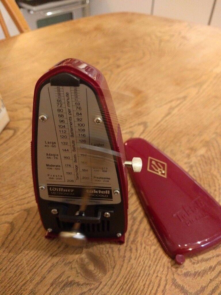 Wittner Taktell Piccolo 834 Metronome £20