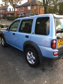 Good drive Land Rover for sale,electric windows&mirrors,new clutch,1800 Petrol